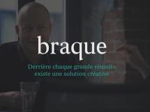 FX Innovation fait confiance à l'agence Braque