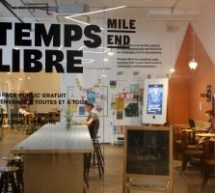 Dans les coulisses… de Temps Libre, l'espace de coworking coopératif du Mile-End