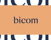 bicom dévoile sa nouvelle image de marque