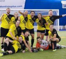 Moment Factory remporte la 8e édition de la Coupe Normand, le tournoi de soccer inter-agences au profit du BEC
