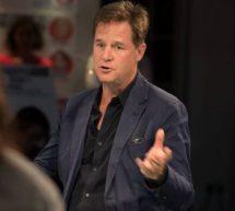 Fil de presse : Facebook recrute Nick Clegg, un ancien vice-premier ministre britannique