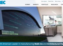 ExoB2B conçoit le nouveau site Web de Norbec