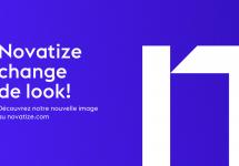 Nouvelle image de marque pour Novatize