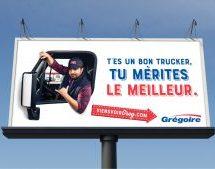 L'agence Absolu signe une campagne de recrutement humoristique pour Transport Grégoire