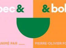 1ère édition de bec&bobo : Yannick De Martino, Rosalie Vaillancourt, PB Rivard et Alex Bisaillon viennent rire pour la cause