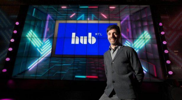 HUB Montréal : Rencontre avec l'homme qui va fédérer l'industrie créative pendant trois jours