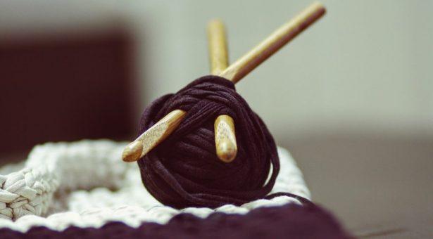 Le crochet, source de calme et de créativité