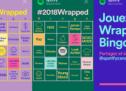 Sid Lee collabore avec Spotify dans le cadre de la campagne annuelle Wrapped Experience