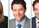 Trois nouveaux vice-président chez TACT Intelligence-conseil