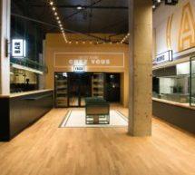 Groupe Sportscene et lg2 lancent À Domicile : un restaurant comme à la maison
