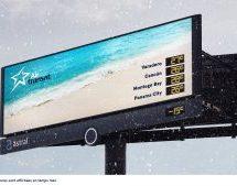 Sid Lee et Air Transat donnent le goût des vacances grâce à des températures rêvées