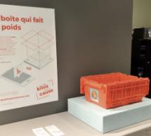 Kryzalid permet de recueillir 102,5 kg de denrées pour la cause