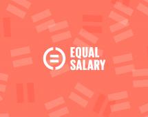 Nouvelle identité visuelle pour la Fondation EQUAL-SALARY signée Featuring