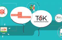 Nouveau mandat pour TöK Communications avec la SDC Hochelaga-Maisonneuve
