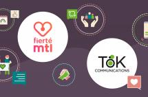TöK Communications obtient le mandat de gestion de communauté lors du festival Fierté Montréal 2019