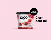 Première collaboration de lg2 pour la marque iögo