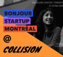 Une délégation montréalaise de 145 acteurs à Collision 2019