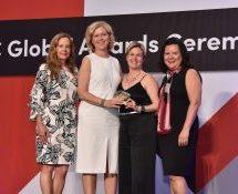 La tournée Soupçon de rose, au profit de la Fondation du Cancer du sein du Québec, a remporté le trophée d'or aux MAXI AWARDS