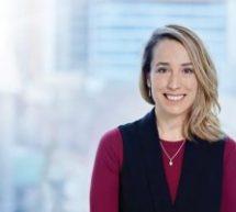 Yourianne Plante, nouvelle directrice des communications et des affaires publiques d'Éco Entreprises Québec