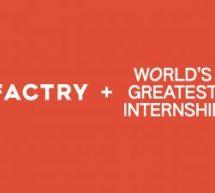 La cohorte du programme World's Greatest Internship choisit Montréal et la Factry