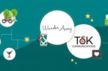 Wander Away choisit TöK Communications