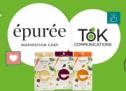 Épurée – inspiration chef fait confiance à TöK Communications
