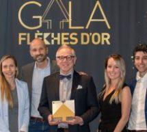 STRATÉGIES et l'OSM remportent un prix Flèche d'or de l'AMQ grâce à des innovations en marketing par courriel