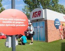 Coup gagnant pour IGA et Mosaic à la Coupe Rogers 2019