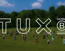 TUX devient la plus grande agence dans le mouvement B Corp au Canada