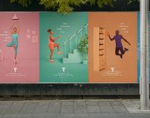 «Ça change une vie», la nouvelle campagne d'abonnement annuelle de YMCA Québec signée Ogilvy