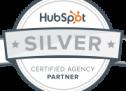 Parkour3, nommée Agence partenaire certifiée niveau argent par HubSpot