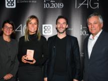 Six entreprises distinguées par le Prix Reconnaissance 2019 lors de TAG, le commerce à l'ère numérique