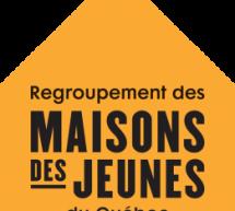 GROUNDZ et son Programme REV en soutien au Regroupement des maisons des jeunes du Québec