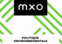 MXO dévoile sa politique environnementale