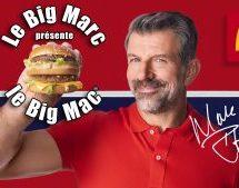 Marc Bergevin devient le Big Marc de McDonald's dans une nouvelle campagne de Cossette
