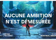 Ubisoft lance sa nouvelle campagne de recrutement au Québec