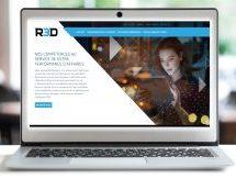 R3D dévoile sa nouvelle image de marque signée Minimal