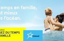 Transat lance sa plus importante campagne destinée aux familles avec Sid Lee