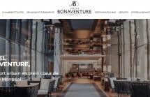 My Little Big Web réalise le nouveau site Internet de l'Hôtel Bonaventure Montréal