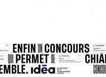 Lancement du nouveau concours Idéa pour plusieurs disciplines de la communication créative