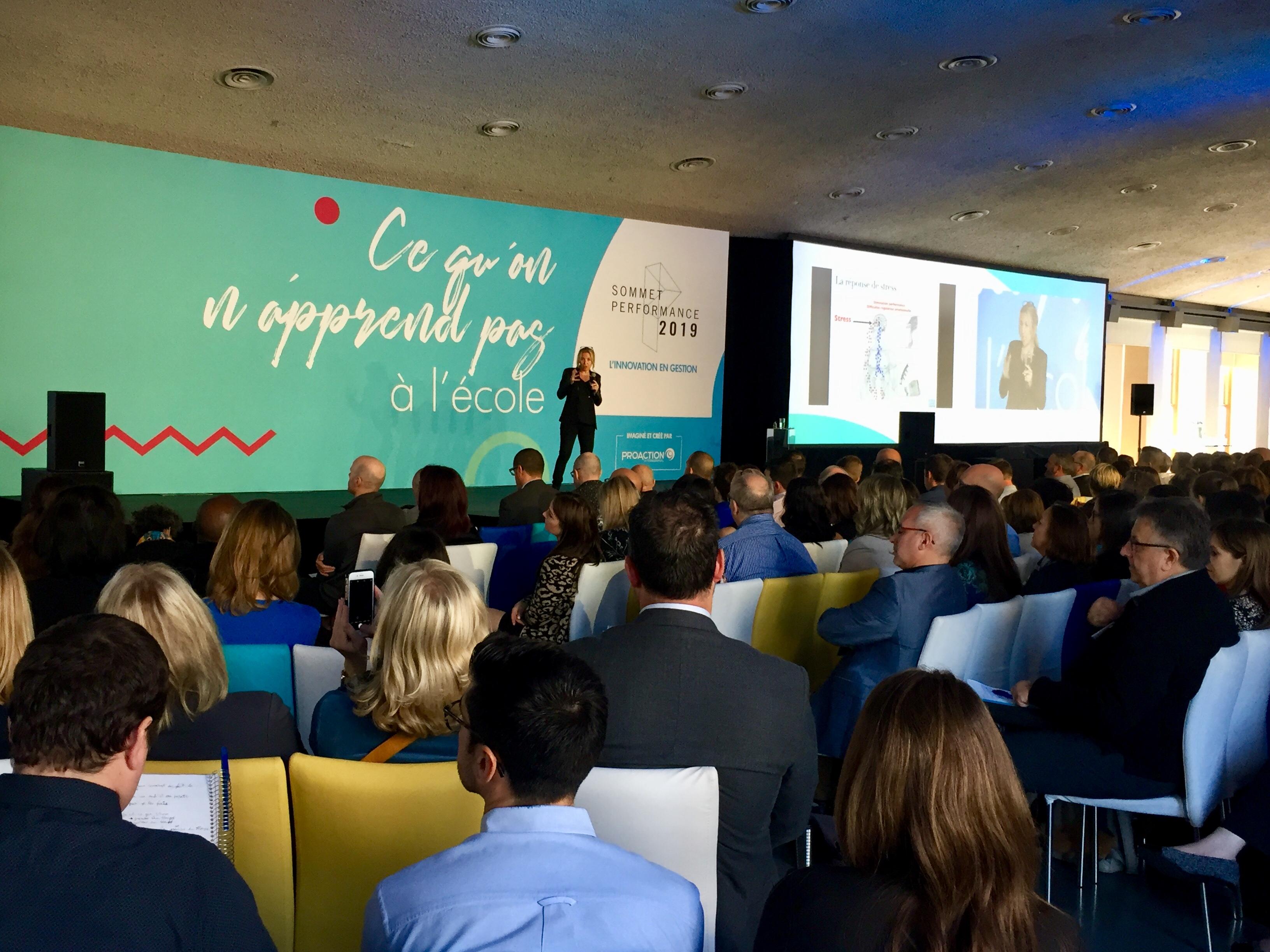 Les bons conseils entendus lors du Sommet Performance 2019 pour devenir un meilleur gestionnaire