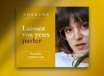 Voskins fait confiance à l'agence numérique Hamak