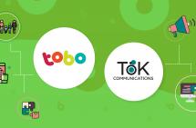 TOBO Studio confie ses relations de presse à TöK Communications