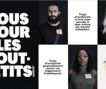 Cossette signe la nouvelle campagne sociétale « Tous pour les tout-petits »