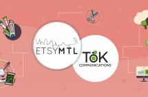 Etsy Montréal choisit TöK Communications pour les RP du Marché Éphémère de la Gare Windsor