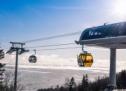 lg2 et Hydro-Québec remportent l'appel à projet pour transformer une télécabine du Massif de Charlevoix