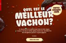 Cossette lance une campagne pour élire LE meilleur petit gâteau de Vachon