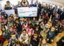 «En vol avec le père Noël» : Air Transat et la Fondation Rêves d'enfants célèbrent 15 ans de partenariat