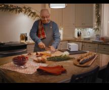 Les Éleveurs de porcs du Québec et lg2 revisitent un classique du temps des fêtes avec Michel Barrette