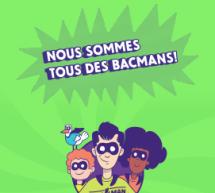 Erod, agence créative invite les Bacmans, les superhéros des matières organiques de Saint-Jérôme